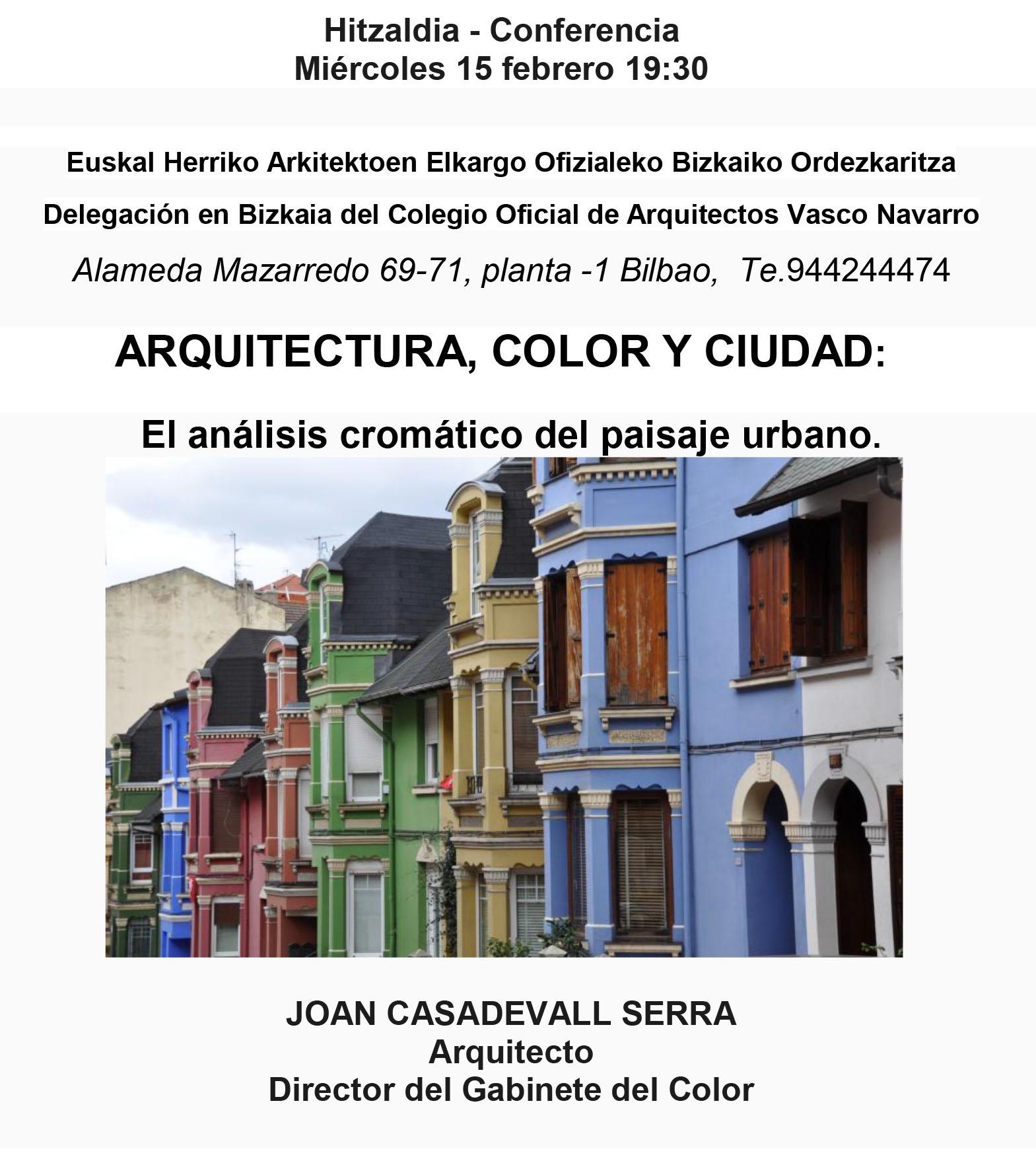Colegio de arquitectos de bizkaia perfect panel iiguez de onzoo en exposicin arquitectos de - Colegio arquitectos bilbao ...